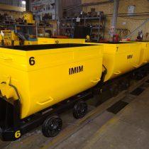 carro minero u-35