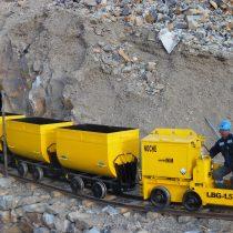 carro minero u35
