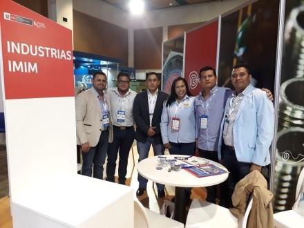 ABRIL 2018,  Participación en la Misión Comercial a ECUADOR de Proveedores a la Minería