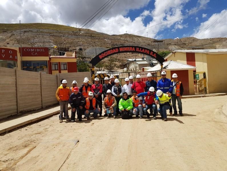 MARZO 2018,  RUEDA DE NEGOCIOS DE MINERÍA – PROMPERU
